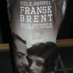 Friele Fransk brente kaffebønner