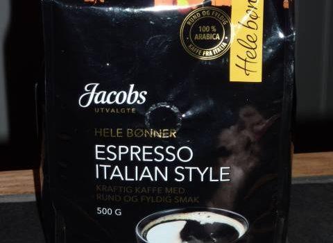 Jacobs Uvalgte - Espresso Italian Style