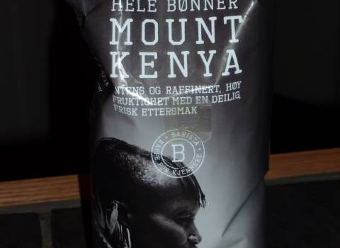 Frieles Mount Kenya