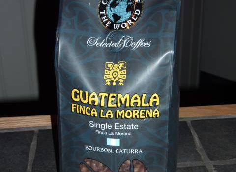 Guatemala Finca La Morena - Coffee of the World