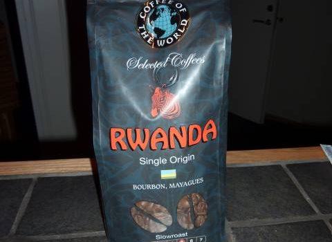 Rwanda - Coffee of the World
