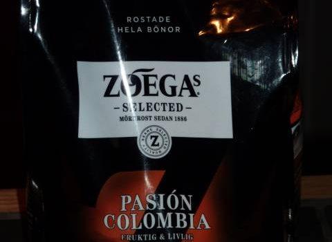 Zoégas - Pasión Colombia