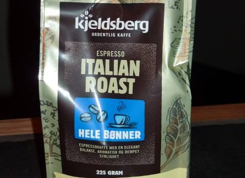 Kjeldsberg - Espresso Italian Roast
