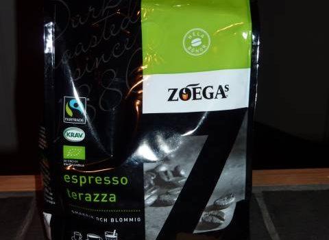 Zoégas - Espresso Terazza