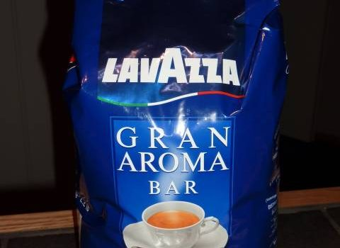 LavAzza - Gran Aroma Bar