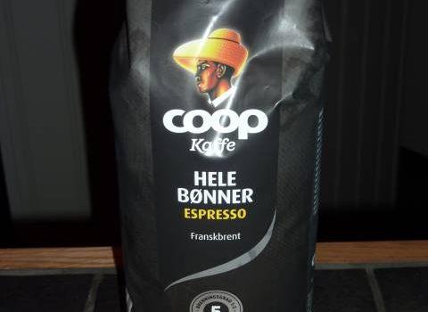 Coop espresso