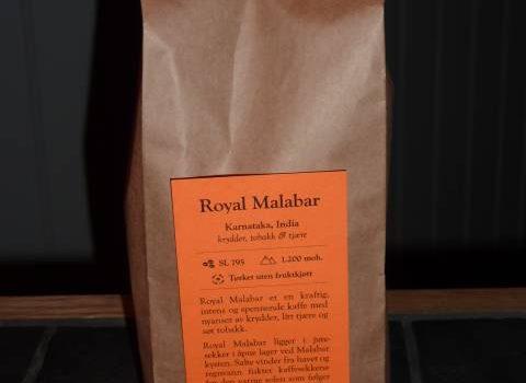 Royal Malabar Kaffebrenneriet