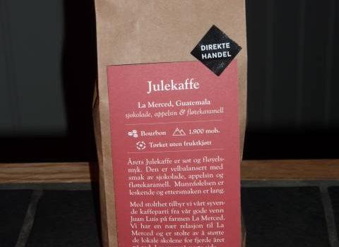 Julekaffe 2013 Kaffebrenneriet