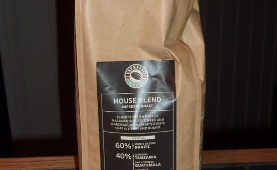 Espresso house house blend espresso S&H