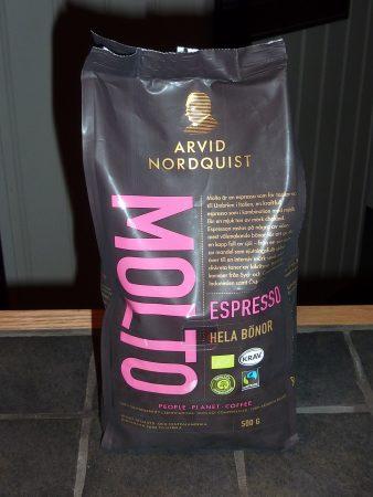 Molto Espresso Arvid Nordquist
