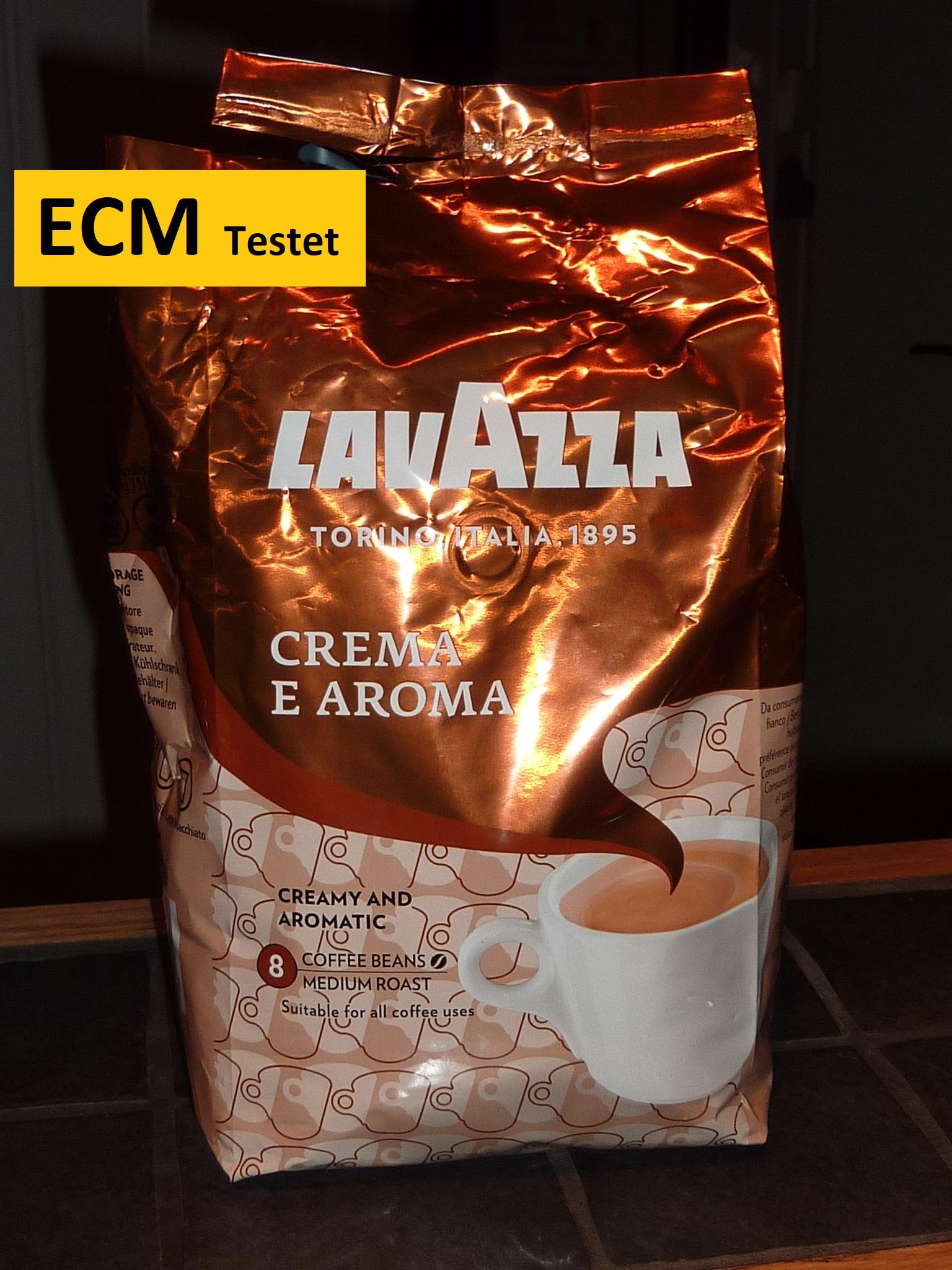 Kverning av kaffebønner